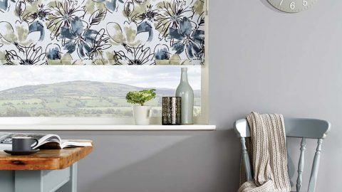 Bathroom Roller Blind